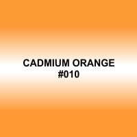 Мелок для волос Cadmium Orange #010