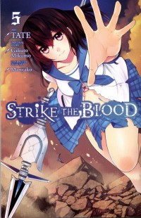 Strike The Blood GN Vol 05