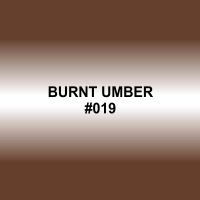 Мелок для волос Burnt Umber #019
