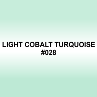 Мелок для волос Light Cobalt Terquoise #028