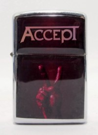 Зажигалка ACCEPT - Blood Of The Nation