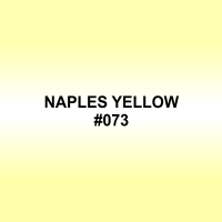 Мелок для волос Naples Yellow #073