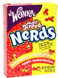 Конфеты NERDS Double Coated (46г)