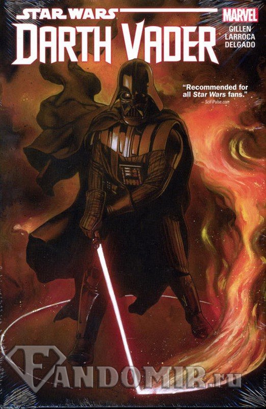 Star Wars Darth Vader HC Vol 01