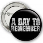 Значок A DAY TO REMEMBER - Значок A DAY TO REMEMBER