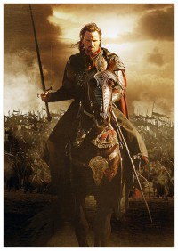 Портретный постер Lord of the Rings #7