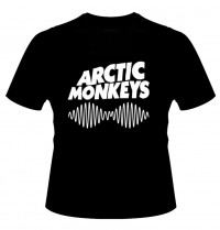 Футболка ARCTIC MONKEYS. Лого (арт.753)