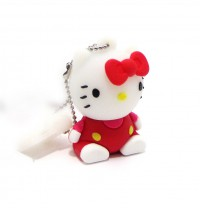 Флешка HELLO KITTY Красная (8Gb)