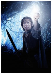 Портретный постер Lord of the Rings #9
