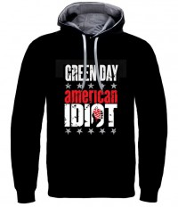 Толстовка GREEN DAY. American Idiot (арт.784)