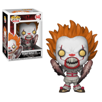 Фигурка Funko POP Пеннивайз: Оно (Pennywise with spider legs: It 542)