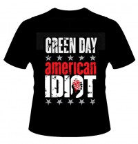 Футболка GREEN DAY - American Idiot (арт.784)
