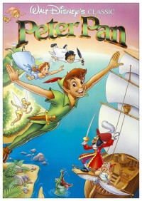 Портретный постер Peter Pan / Hook #2