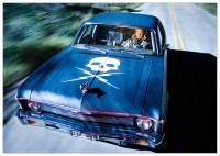 Портретный постер Death Proof #8