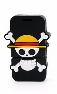 Флешка ONE PIECE. Luffy. Прямоугольная (8Gb)
