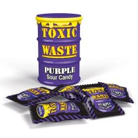 Конфеты Toxic Waste. Purple