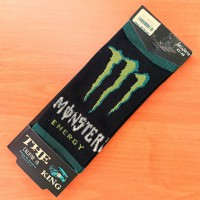 Носки MONSTER ENERGY Чёрные (41-46)