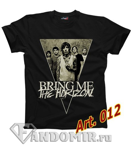 Футболка BRING ME THE HORIZON (арт.012)