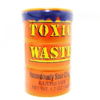 Конфеты Toxic Waste. Orange