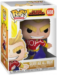 Фигурка Funko POP! Vinyl: My Hero Academia S3: All Might (Golden Age)