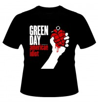 Футболка GREEN DAY. American Idiot (арт.696)