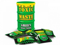 Конфеты Toxic Waste. Green