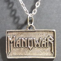 Кулон MANOWAR. Steel