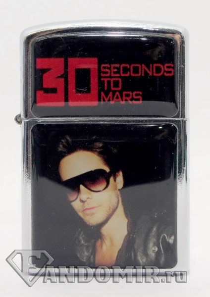 Зажигалка 30 SECONDS TO MARS