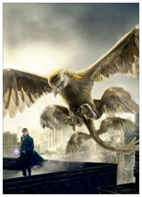 Панорамный постер Fantastic Beasts and Where to Find Them #2