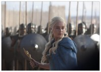 Портретный постер Game of Thrones #16994