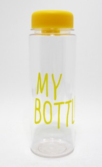 MY BOTTLE. Жёлтая