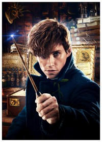 Панорамный постер Fantastic Beasts and Where to Find Them #5