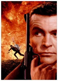 Портретный постер James Bond: From Russia with Love #1
