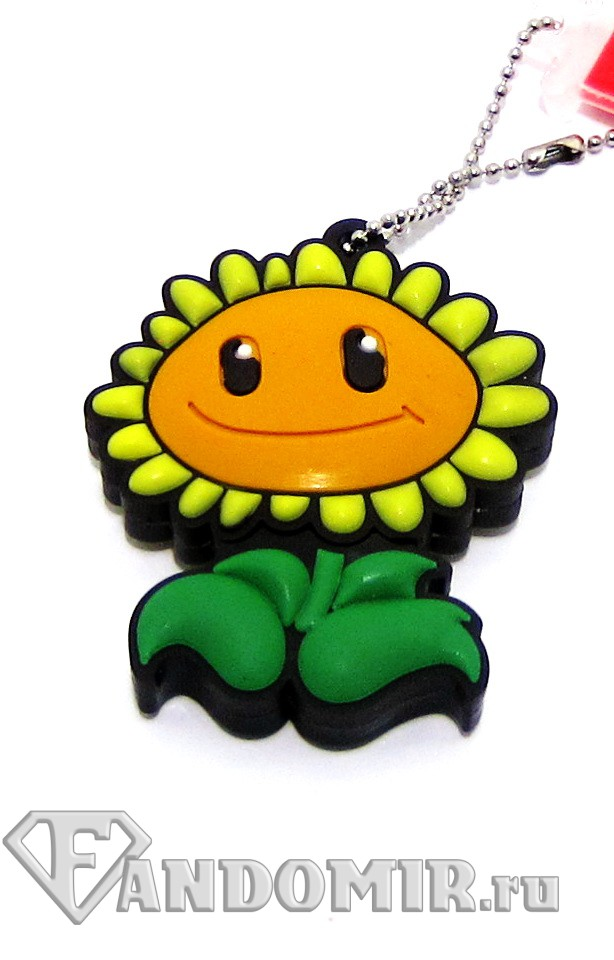 Флешка PLANTS vs. ZOMBIES. Sunflower (8Gb)