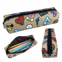 Пенал BT21 Canvas Pen Case Zipper
