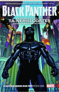 Black Panther, Book One: A Nation Under Our Feet