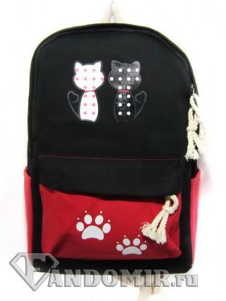 Рюкзаки торбы с котиками olli рюкзаки сайт