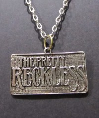 Кулон THE PRETTY RECKLESS (3dk)