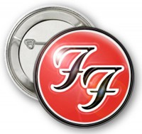 Значок FOO FIGHTERS