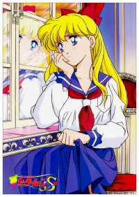 Портретный постер Sailor Moon #14
