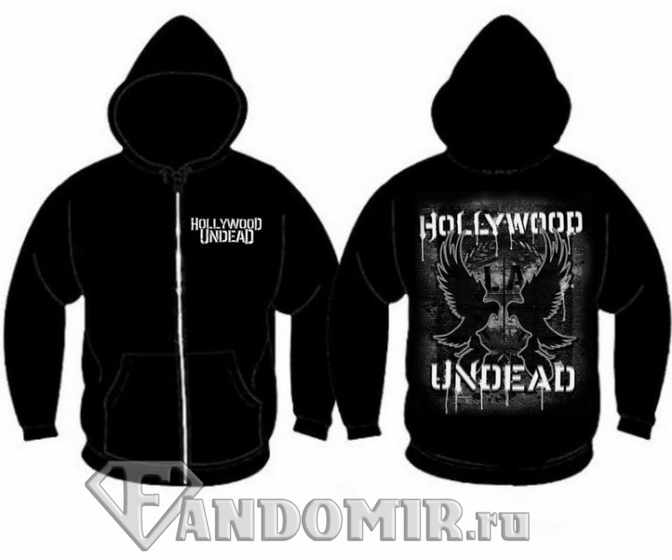 Толстовка HOLLYWOOD UNDEAD