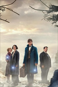 Почтовые открытки Fantastic Beasts and Where to Find Them #1