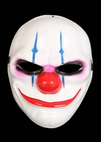 Маска PAYDAY. Clown
