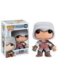 Фигурка Funko POP! Assassin's Creed. Эцио Аудиторе