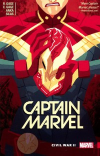 Captain Marvel TP Vol 02 Civil War II