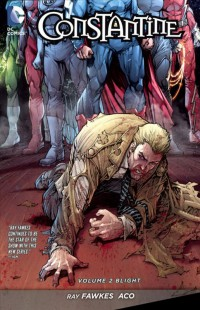 Constantine TP Vol 02 Blight
