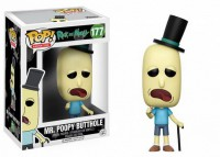 Фигурка FunkoPop. Рик и Морти. Mr. Poopy Butthole