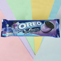 Печенье OREO. Ice Cream Bluberry (28,5г)