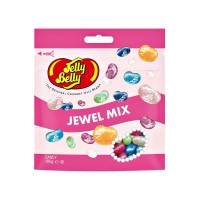 Конфеты JELLY BELLY Jewel Mix - Ассорти (пакет) (70г)
