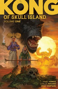 Kong Of Skull Island TP Vol 01